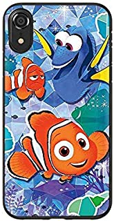 Inspired by finding nemo & dory Phone Case Compatible With Iphone 7 XR 6s Plus 6 X 8 9 Cases XS Max Clear Iphones Cases TPU Silicone - Soft Rubber- Dr Porkchop - Blanket Zurg - 33029100006