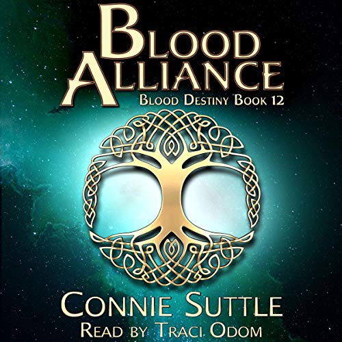 Blood Alliance audiobook cover art
