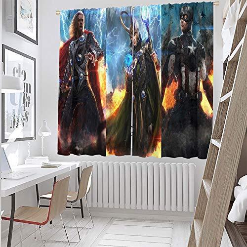 Sdustin The Avengers, Captain America...