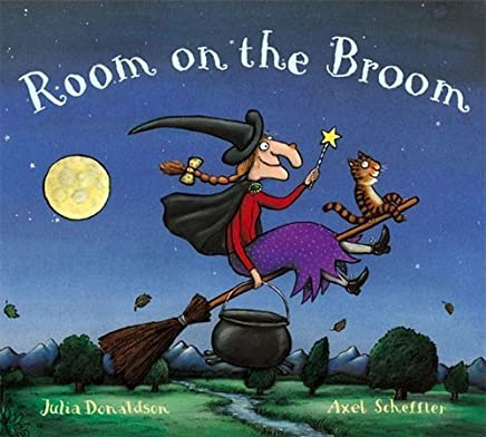 Room on the Broom by Julia Donaldson(2001-09-01)