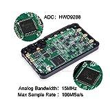 SainSmart mini DSO213 osciloscopio de bolsillo de almacenamiento digital de 4 canales