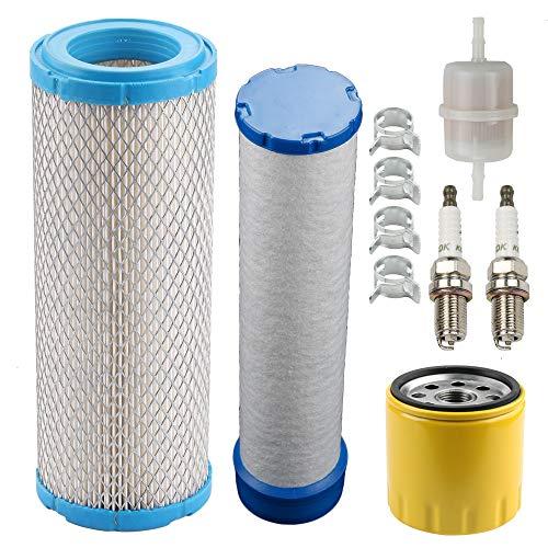 Highmoor 25 083 01-S 25 083 04-S Air Filter for Kawasaki 11013-7019 11013-7020 M131802 M131803 Kohler CH18-CH26 CV16-CV26 CH730-CH750 Engine Parts
