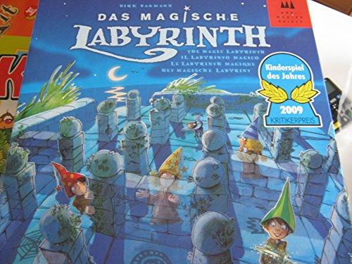 Das Magische Labyrinth - Sonderedition mit...