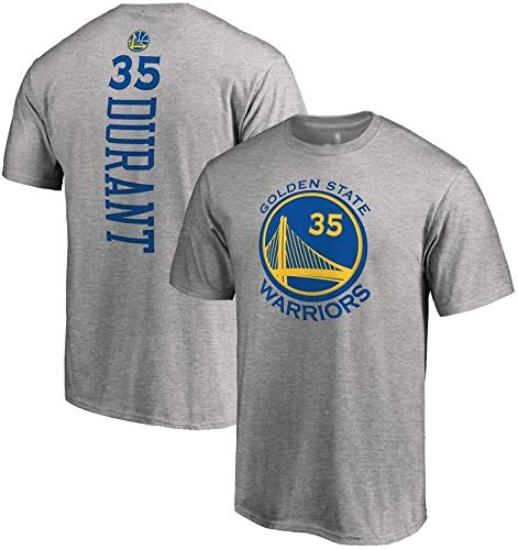 ZSPSHOP NBA Warriors Curry Durant Thompson - Camiseta digital de manga corta para deportes de baloncesto (talla M: M)
