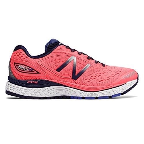 New Balance NBW880 Schwarz, Rosa, 36.5 EU