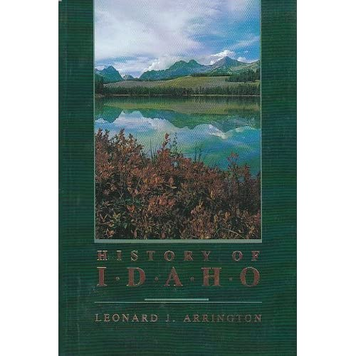 History of Idaho