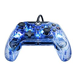 Featuring Afterglow's signature Prismatic LED lighting, set your favorite color and 6 programmable Back buttons Hook up your headset to the 3.5mm audio jack and enjoy chat and volume controls located directly on the controller Enhanced gameplay with...