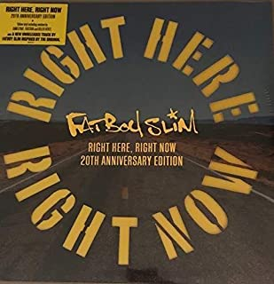 Right Here Right Now: Remixes [Analog]