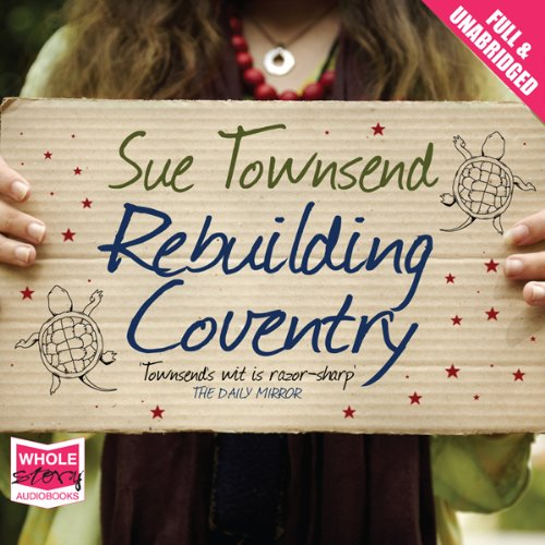 Rebuilding Coventry audiobook cover art