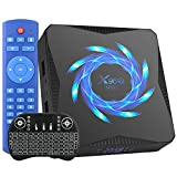 Android 10.0 TV Box, Android TV Box 4GB RAM 64GB ROM Smart TV