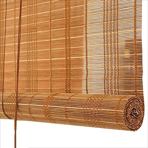 HWF Verdunkelungsrollo 75cm / 85cm / 105cm / 125cm / 145cm Breite Außenrollläden, Außenterrasse Roll Up Shade für Veranda Pergola Deck Gazebo Carport (Size : 145×260cm)