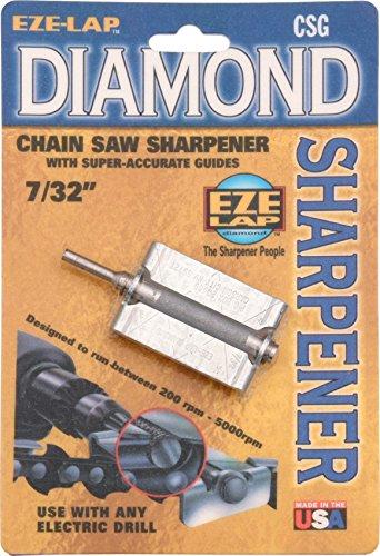 Diamond Chain Saw Sharpener