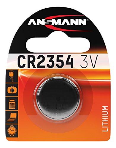 ANSMANN 1516-0012 Knofpzelle Batterie Lithium CR 2354 - 3V