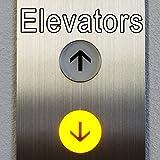 Passenger Elevator: Door Open with Heavy Ventilation