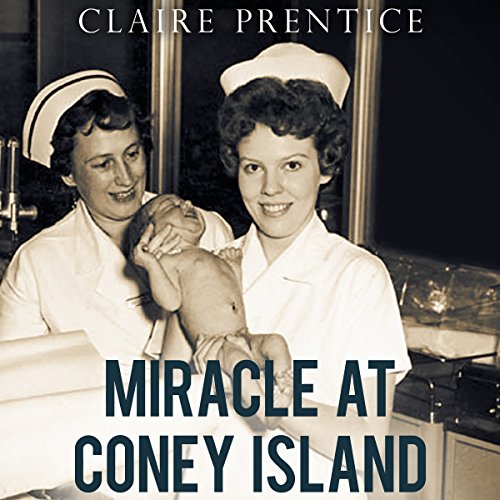 Miracle at Coney Island audiobook cover art