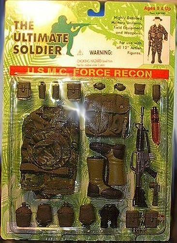 ahorra hasta un 80% Ultimate Soldier U.S.M.C. Force Recon Outfit Set Set Set  Venta al por mayor barato y de alta calidad.
