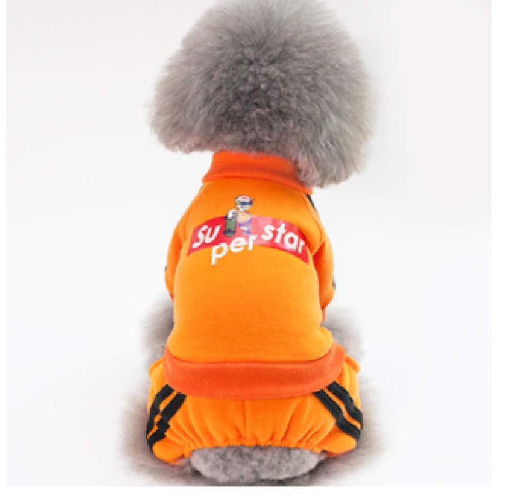 GH-YS Disfraz de Gato y Perro Ropa para Mascotas para Perro Gato Cachorro Sudaderas con Capucha Abrigo Sudadera de Invierno Suéter cálido Trajes de Perro, Vestido para Halloween Navidad: Amazon.es: Hogar