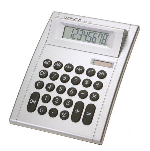 Genie 50 DC 8-stelliger Tischrechner...