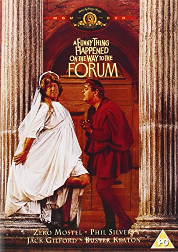 A Funny Thing Happened on the Way to the Forum [Region 2]