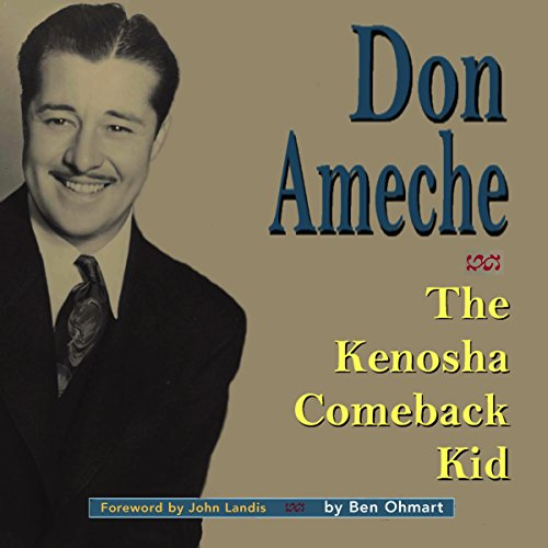 Don Ameche audiobook cover art
