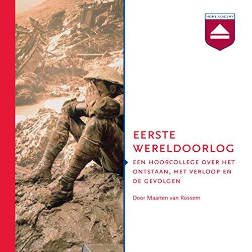 Eerste Wereldoorlog audiobook cover art