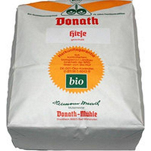 Donath Mühle - Hirse geschält, bio, 5 kg