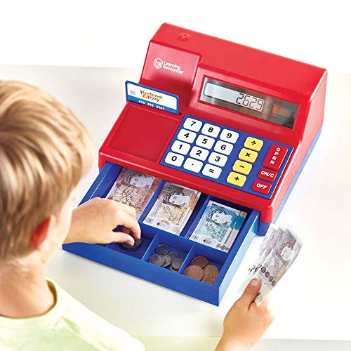 Calculatrice Caisse Enregistreuse Pretend and Play Learning Resources - 4