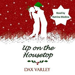 Up on the Housetop cover art