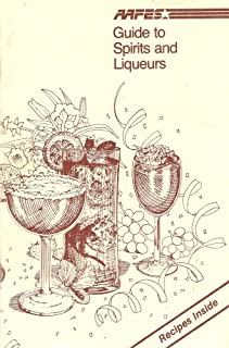 AAFES Guide ti Spirits and Liqueurs