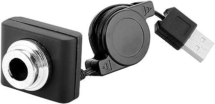 Webcam USB, Webcam USB 2.0 Webcam HD Webcam ad Alta Definizione con Cavo retraibile per PC Laptop - Trova i prezzi più bassi