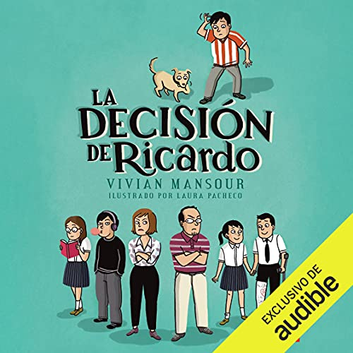 『La decisión de Ricardo [Ricardo's Decision]』のカバーアート