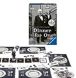 Ravensburger Partyspiel Der 90. Geburtstag oder Dinner for One - Gesellschaftsspiel für Erwachsene und Kinder ab 10 Jahren, Spiel zum Film-Klassiker