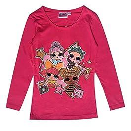 LOL Surprise Les Filles Coton T-Shirt