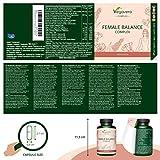 Zoom IMG-1 female balance vegavero squilibrio ormonale
