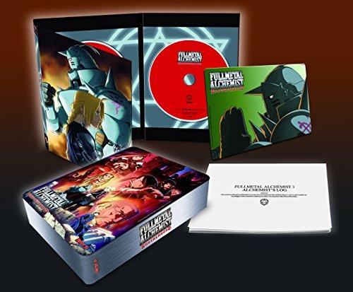 Fullmetal Alchemist Brotherhood - Metal Box #03 (Limited) (Eps 33-48) (3 Dvd)
