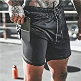 Zoom IMG-1 xdsp pantaloncini sportivi da uomo