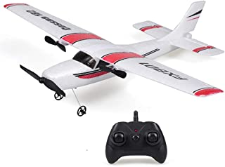 GoolRC FX801 Airplane Cessna 182 2.4GHz 2CH RC Plane Aircraft Outdoor Flight Toys for Kids Boys