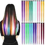 Extensiones de cabello 24 piezas