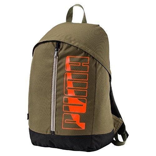 Puma Pioneer Backpack II Mochila, Unisex, Pioneer Backpack II, Noche de Oliva, OSFA