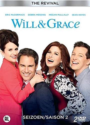 Will and Grace-Saison 2 [DVD]