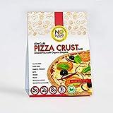 No Sugar Aloud, Low Carb Pizza Crust Mix (No sugar added, gluten free, Vegan, Keto and Diabetic friendly)