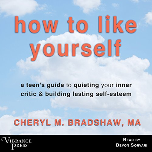 How to Like Yourself audiobook cover art