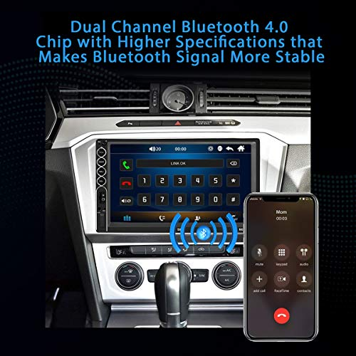 MINYE 7 Inch Touchscreen Car Stereo
