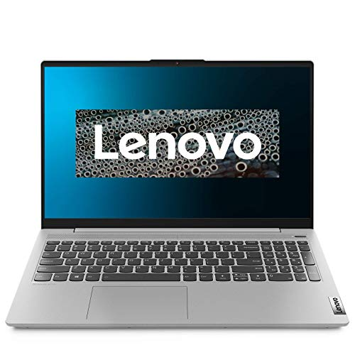 Lenovo IdeaPad 5 Laptop 39,6 cm (15,6 Zoll, 1920x1080, Full HD, WideView, entspiegelt) Slim Notebook (AMD Ryzen 5 4500U, 16GB RAM, 512GB SSD, AMD Radeon Grafik, Windows 10 Pro) silber + Premium Care