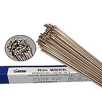 溶接棒 はんだ粉の溶接ロッド5/10/20ピースの黄銅溶接ワイヤー電極はんだロッドの普遍的な溶接材料を必要としない (Diameter : 2.0mm, Material : 20pcs)