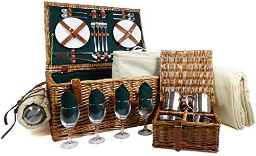 Regal - Cestino da picnic per 4 persone