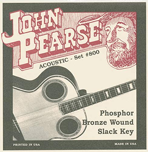 Max 59% OFF John Pearse Strings 4 years warranty 800 For Acoustic Guitar Wo - Phosphor Bronze