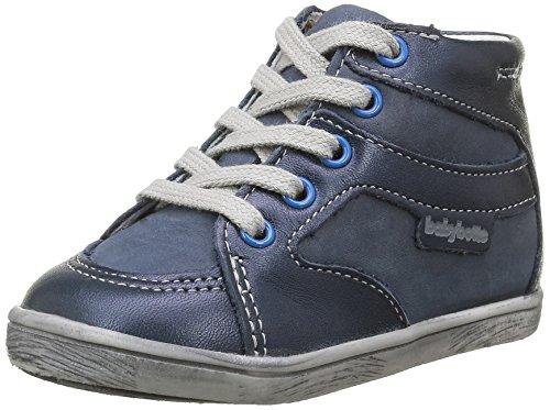 babybotte Faucon, Chaussures Marche bébé garçon, Bleu (006 Marine), 19