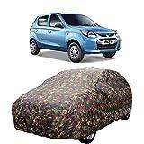 MotRoX Car Body Cover for Maruti Suzuki Alto 800 with Side Mirror Pocket...