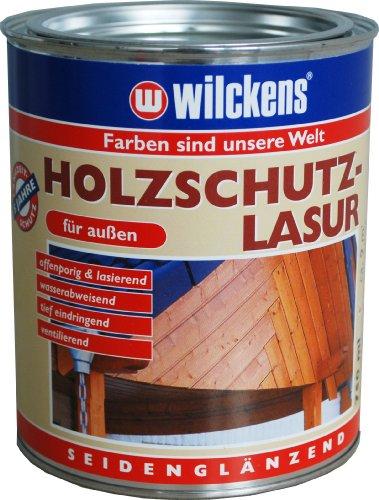 Wilckens Holzschutzlasur Farblos 2500 ml